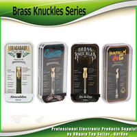 Connected Abracadabra Brass Knuckles Gold Cartridge Dual Cer...