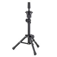 Pro Salon Adjustable Tripod Stand Clamp Two Layers Aluminum ...