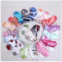 Breathable Cotton Baby Socks Newborn Lovely Indoor Prewalker...