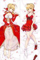 cirno's Store Schicksal / Großauftrag Anime Charaktere sexy Mädchen rot Säbel extra nero claudius Körper Kissenbezug Dakimakura