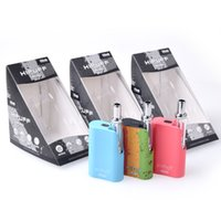Original CigGo Hipuff Kit Portable E Cigarettes Kits Mini Va...