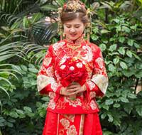 웨딩 드레스, 신부 용품, 신부 꽃다발
