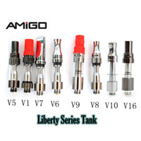 Amigo Liberty V9 oil cartridges ceramic coil V1 V5 V6 V7 V8 ...