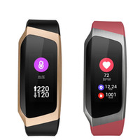 Smart Band 2018 Color Touch Screen ip67 Waterproof Blood Pre...