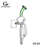 G9 Greenlightvapes Détachable Verre Sac à fixation de verre Fit pour 510nail Mini Henail Plus Clean Pen GDIP EPRO