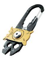 100 PZ DHL FIXR Sport All'aria Aperta Portatile Utility Pocket 20in1 Chiave Multifunzionale Cacciavite Apri EDC Strumenti di Sopravvivenza Portachiavi Utensili A Mano