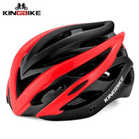KINGBIKE Bike Helmet Bicycle Helmet Road Bike Men Women Cicl...