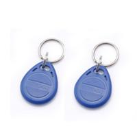 BigSet Remise 100pcs / 125kHz RFID Carte d'identité de proximité de la carte de proximité Tags Tags Keybos pour la fréquentation de l'heure de contrôle d'accès / 10 Code laser