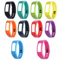 10Pcs Multicolor Sports Safety Bracelet Wristband Replacemen...
