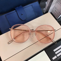 I nuovi uomini di modo GM occhiali da sole semplici mens degli occhiali da sole delle donne popolari occhiali da sole di protezione UV400 estivo all'aperto eyewear all'ingrosso con il caso