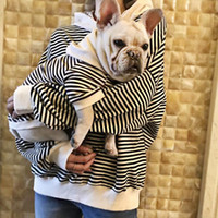 Pet' s Striped Sweaters Teddy Puppy Apparel Pet Supplies...