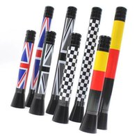 5pcs lot New Union Jack UK Flag Germany Flag Carbon firber C...