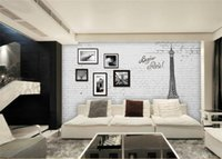 8 Photos Wholesale Paris Wallpaper For Bedroom Online   Customize Any Size  D Wallpaper Abstract Hand Painted Paris