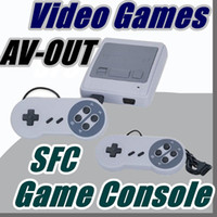 A ++ AV-OUT Super MINI Classic Handheld Gaming Player Famiglia TV Video Retro Game Console Giochi infanzia AV Out I-JY