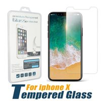 Tempered Glass Screen Protector 9H 2. 5D Anti- shatter Film fo...