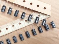 10PCS / LOTE 25V 100UF 6 * 12 MM condensador electrolítico de aluminio 100uf 25v 6X12mm UTILIZADO Y REFORMADO, PERO EN BUEN ESTADO DE TRABAJO