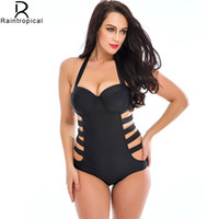 Raintropical 2016 Sexy One Piece Swimsuit Bandage For Women ...