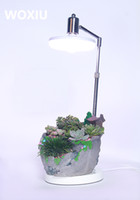 WOXIU LED Spectrum Plant Growth Table Lamp Potted Healthy Gr...