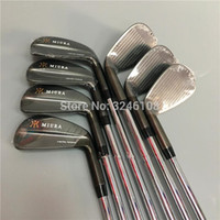 Golf irons MIURA Limited Forged Golf head set 4- 9 P Irons Go...