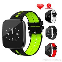 V6 Smart Wacth Bluetooth 4. 0 LED Heart Rate Monitor Fitness ...