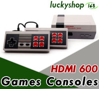 30X Coolbaby HD HDMI Out Retro Classic Game TV Video Console portatile Sistema di intrattenimento Giochi classici per NES Mini Game F-JY
