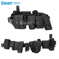 10 in 1 Hunting Holsters & Pouches Utility Tactical Belt Gea...