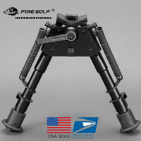 6- 9 inch bipod High Shockproof Swivel series tilting bipods ...