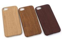 Новый Arrvial для iphone X / 8/8 Plus/7/7plus/6/6s/6splus/5 / SE имитировать текстуру дерева PU чехол мягкая крышка противоударный PU телефон протектор