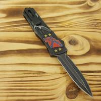 Empfehlen HIgh Murray National Union Armee Jagd-faltendes Taschen-Messer-Überlebens-Messer Weihnachtsgeschenk für Männer Kopien