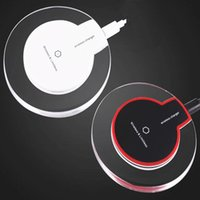 2018 new QI fast wireless charger for iPhone x and Samsung C...