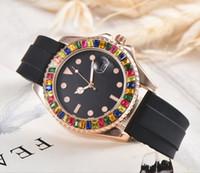 2018 جديد الأعلى الفاخرة الكوارتز ووتش للرجال النساء عاشق ساعات المعصم reloj هومبر relogio montre orologio أومو Horloge1