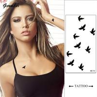 HC73-nouveau design mode autocollants de tatouage temporaires motif de tatouage étanche Body Art temporaire