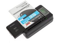 Интеллектуальный индикатор цифровой ЖК-универсальный сотовый телефон Главная док зарядное устройство с USB-портом для Samsung Galaxy S4 S5 S6 LG HTC Mobile LLF