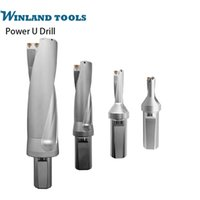 High quality Indexable WCGT WCMT U Drilling Bit ZD02 2 doubl...