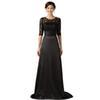 Mother of the Bride Dresses with Lace Sleeves Brides Mother ...