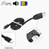 2- in- 1 Mini GPS Tracker for Vehicles and USB Charger Cable, ...