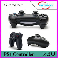 30PCS New wireless bluetooth Game controller for Sony PS4 Co...