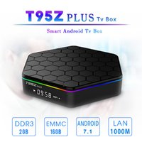 T95Z Plus Android TV Box Octa Core 2GB 16GB Amlogic S912 And...