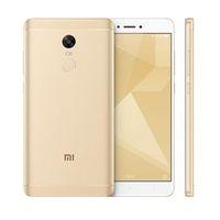 """Original Xiaomi Redmi Nota 4X 4G LTE Telefone Móvel 3 GB RAM 32 GB ROM Snapdragon 625 Octa Núcleo 5.5 """"13.0MP ID de Impressão Digital Inteligente telefone Celular Novo"""