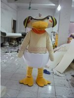 duck mascot costume Free Shipping Adult Size, Ducklings luxu...