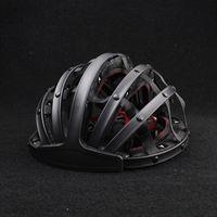 2017 جديدة قابلة للطي الدراجات خوذة Portabel خفيفة الطريق دراجة قابلة للطي النساء الرجال خوذة الكبار جبل Capacete Ciclismo