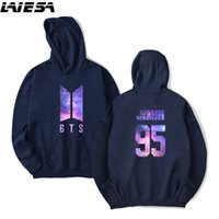 LIESA Hoodies Starry Sky Kpop 95 Camisola Imprimir Hot Stamping Moletons Oversized 4XL Homens Mulheres pulôver