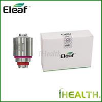 ELEAF GS AIR M 0,35OHM Spolhuvud för ELEAF GS Drive Tank Atomizer 5PCS Pack 100% Original