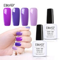 wholesale Pure Color Nail Polish UV Gel 6 Pieces set Vernis ...