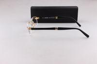 MB9101 Brand new óculos de óculos quadros para homens óculos de metal quadro tr90 de vidro óptico prescrição de óculos frame completo