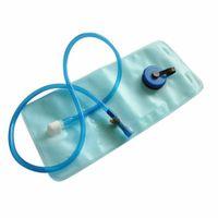 야외 2L 물 방광 가방 배낭 수화 시스템 팩 캠핑 하이킹 워터 가방 미국에서 배송