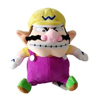 New Super Mario Bros Wario Plush Doll Stuffed Toy For Child ...
