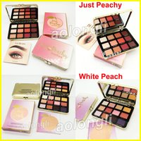 Best Makeup Faced White Peach Just Peachy Mattes Eyeshadow P...