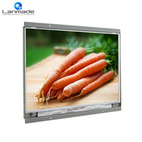 15 inch 1920x1080 led digital advertising player flexible lc...