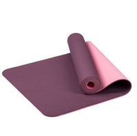 6mm TPE Yoga Mat Pilates Exercise Sports Mats Gmy Fitness Gy...